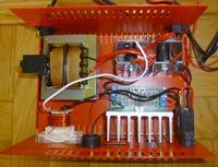 Ładowarka akumulatorów ołowiowych - prostownik samochodowy - modyfikacja