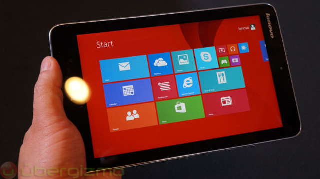 Lenovo Miix2 czyli 8-calowy tablet z Windows 8.1