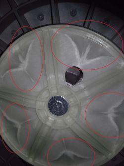 Pralka Electrolux EW7F348SP - luźny bęben, problem z wirowaniem