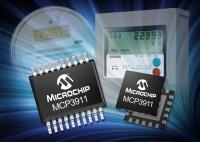 Nowoczesny Front-end analogowy Microchipa do monitorowania zużycia mocy