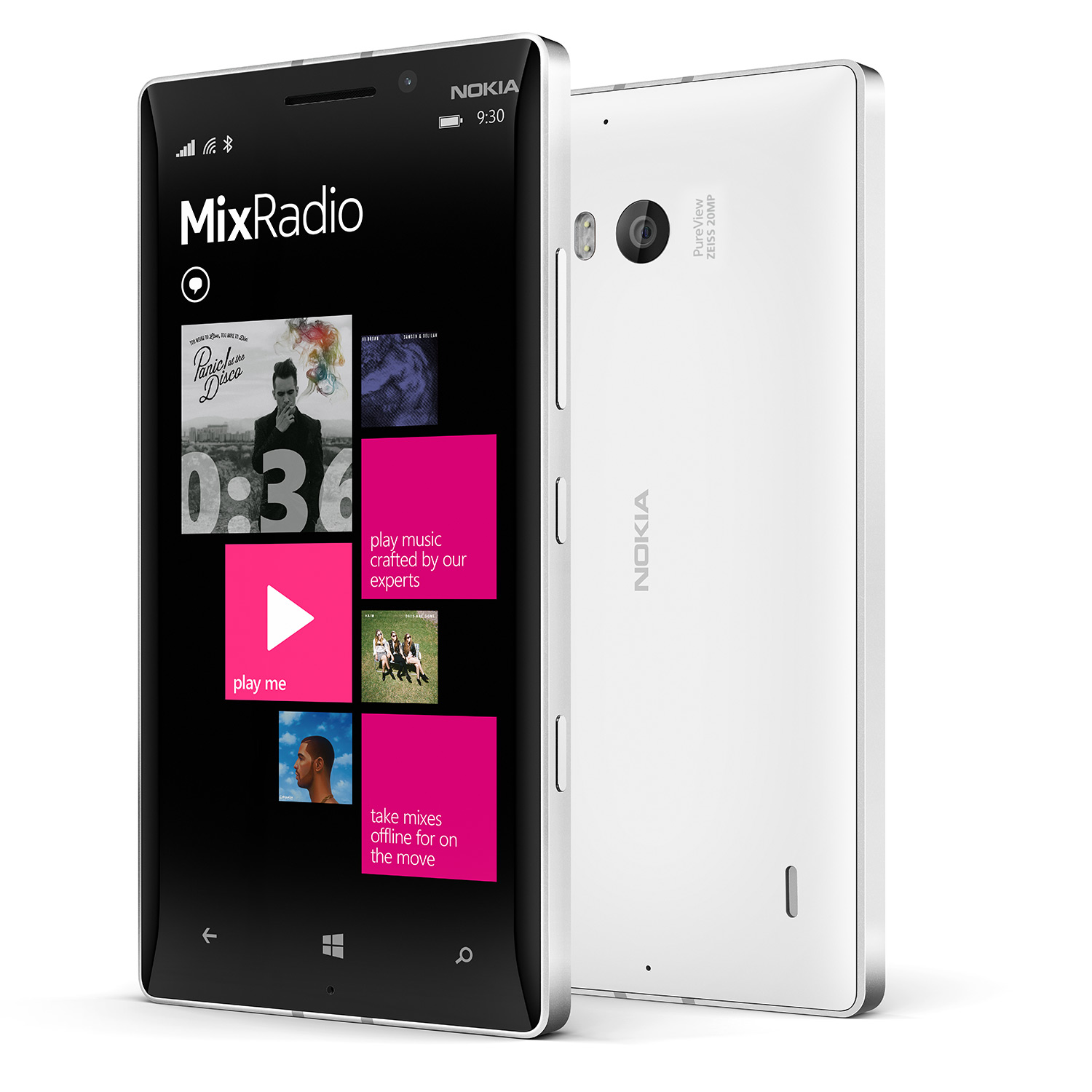 Nokia Lumia 930 - nowy flagowy smartphone z kamer� PureView i Windows Phone