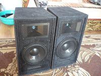 [Sprzedam] Zestaw nagłośnieniowy audio (wzmacniacz, subwoofer, monitory)