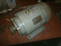 Silnik jednofazowy - identyfikacja, pod��czenie, dob�r kondensatora