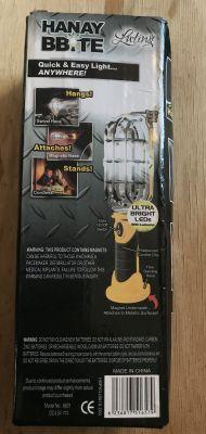 Recenzja produktu - latarka LED Hanay BBite na 3 baterie AA