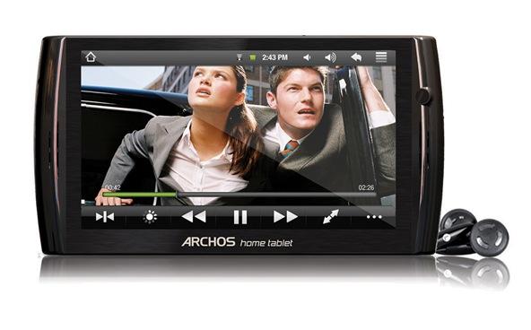 7C i 8C Home Tablet - najnowsze tablety Archosa wkr�tce w sprzeda�y