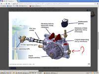 OMVL CPR - Zacinający się elektrozawór w reduktorze
