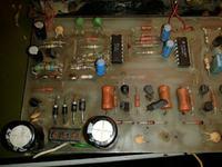 Discotech Lotos/sunrise brak wartości elementów płytki sterujacej.