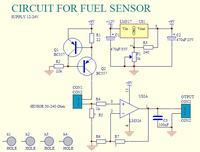 Przetwornik opór -> napięcie do sensora