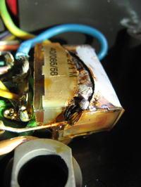 Spaliłem oscyloskop analogowy - co źle zrobiłem?