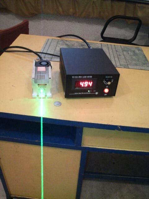 Efekty laserowe i wykonanie projektora laserowego