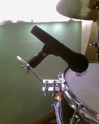 clamp mikrofonowy do perkusji