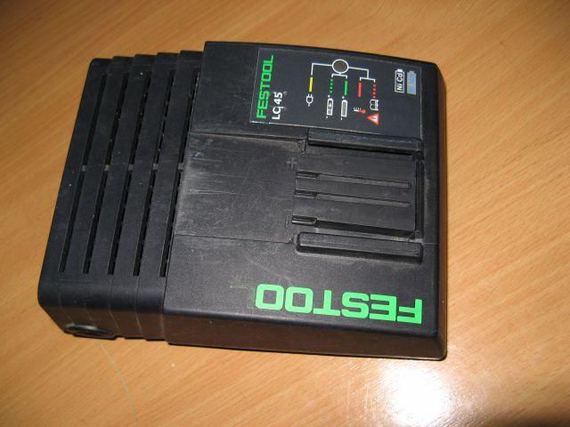 Ładowarka akumulatorowa Festool jaki element w przetwornicy