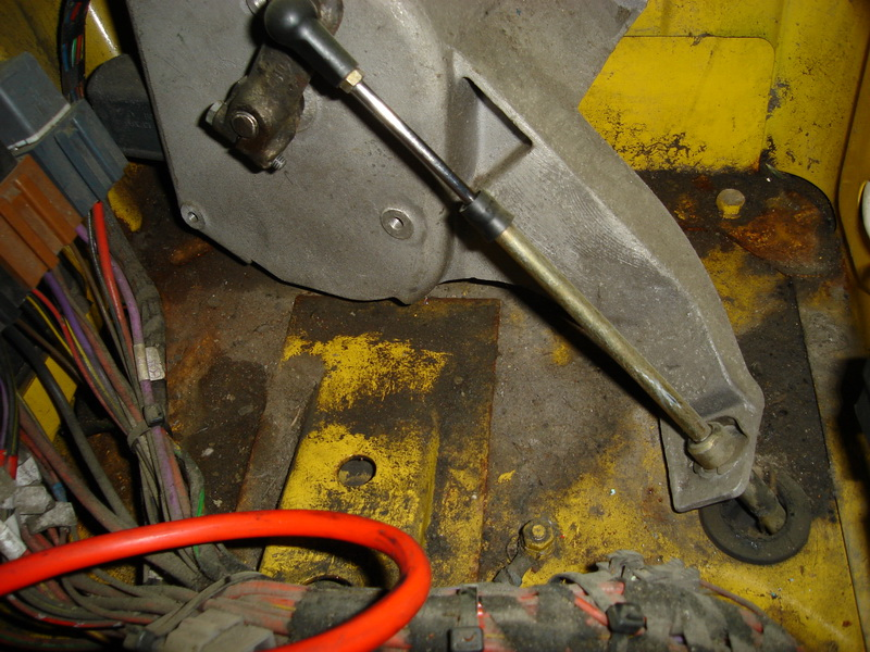 MB 308D 2,3 96' Przełącznik biegów skrzyni automatycznej