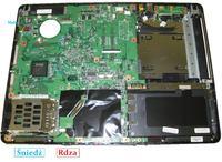 Acer Extensa 5220 - nie uruchamia się po zalaniu