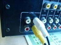 Sherwood ES 5030r plątanie kabli