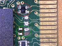 Co to za element na kości pamięci SODIMM DDR2 ?