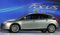 Ford Focus Electric - pierwszy 'całkowicie elektryczny' Ford