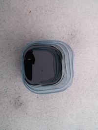 Opel Zafira - Czarne paliwo w zbiorniku