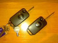 Mercedes W210 E290 - Nie otwiera centralnego zamka z klucza scyzoryka