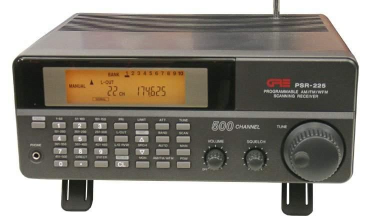 GRE PSR-225, PSR225 Instrukcja PL