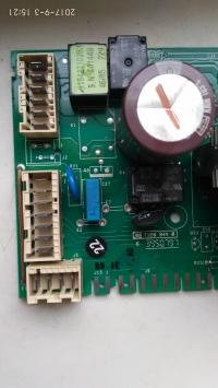 Ariston AQXXF 129H - Błąd F01, pojawia się po jednym obrocie bębna