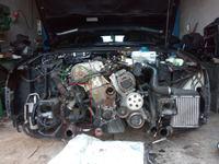 Audi a4 b7 - 1.8t 163km wyciek oleju