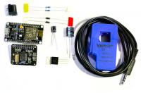 Otwarty, prosty, jednofazowy miernik zużycia energii elektrycznej na ATM90E26