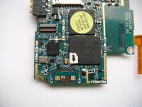 Samsung F480 wyrwane gniazdo �adowania razem z pinami