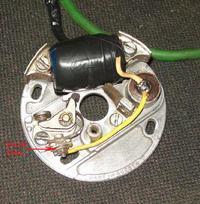 Silnik pi�y �a�cuchowej BK-3A - nie odpala.