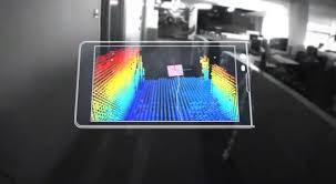 Projekt Tango, czyli smartfon z mapowaniem przestrzeni 3D od Google