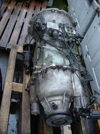 VOLVO FH12 98r.  - Skrzynia bieg�w. Tryb od wstecznego