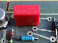 Jaki to kondensator? - Poszukuję informacji jaki kondensator jest na zdjęciu