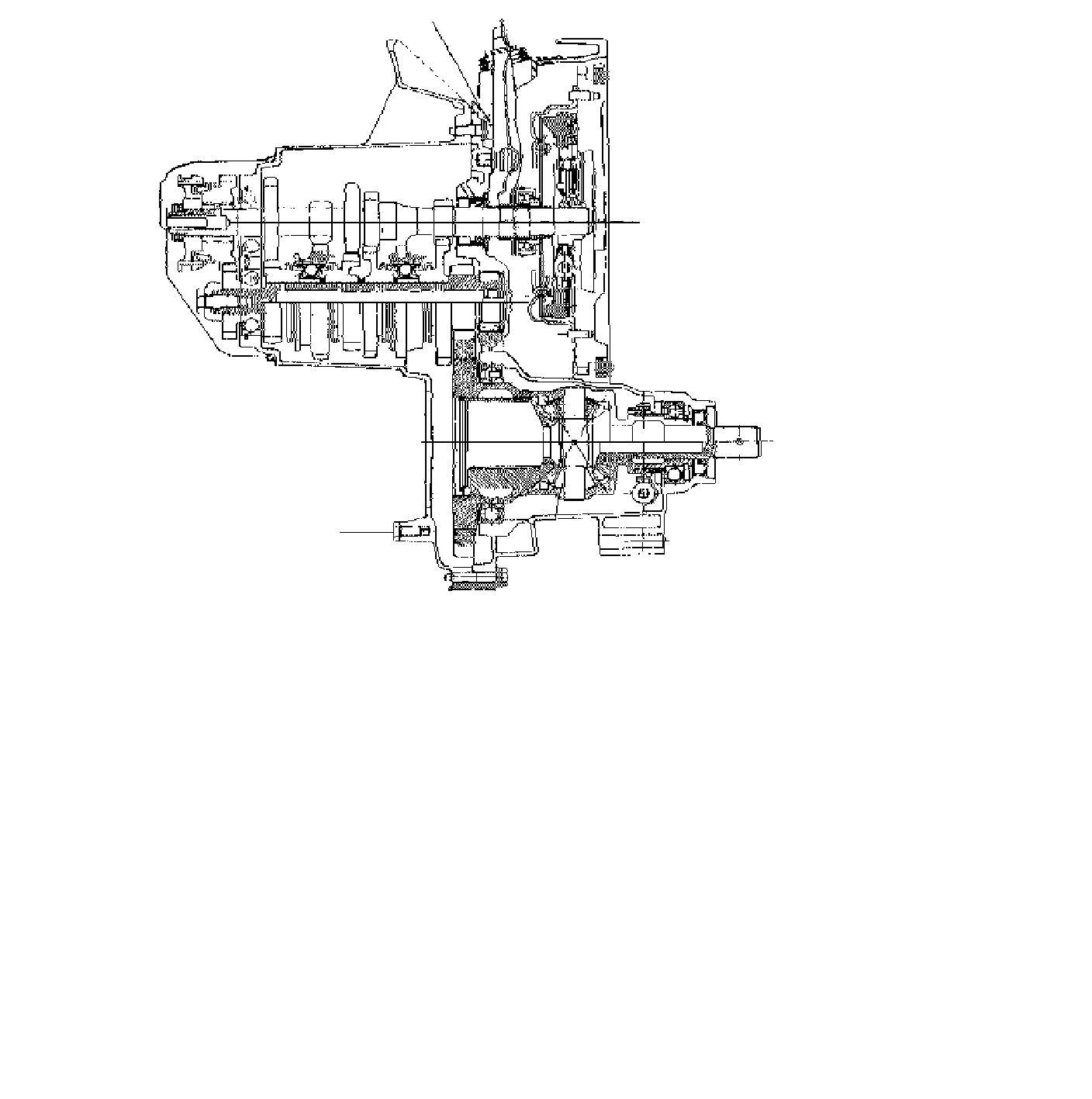 Bardzo dobra Megane I lift 1.9dti - naprawa skrzyni biegów JC5 ZG55