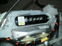 Citroen Berlingo 1,6 hdi 2008 wentylator wnętrza pracuje tylko na 4 biegu