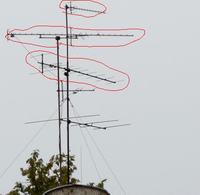 ustawienie anteny - Częstochowa Wręczyca