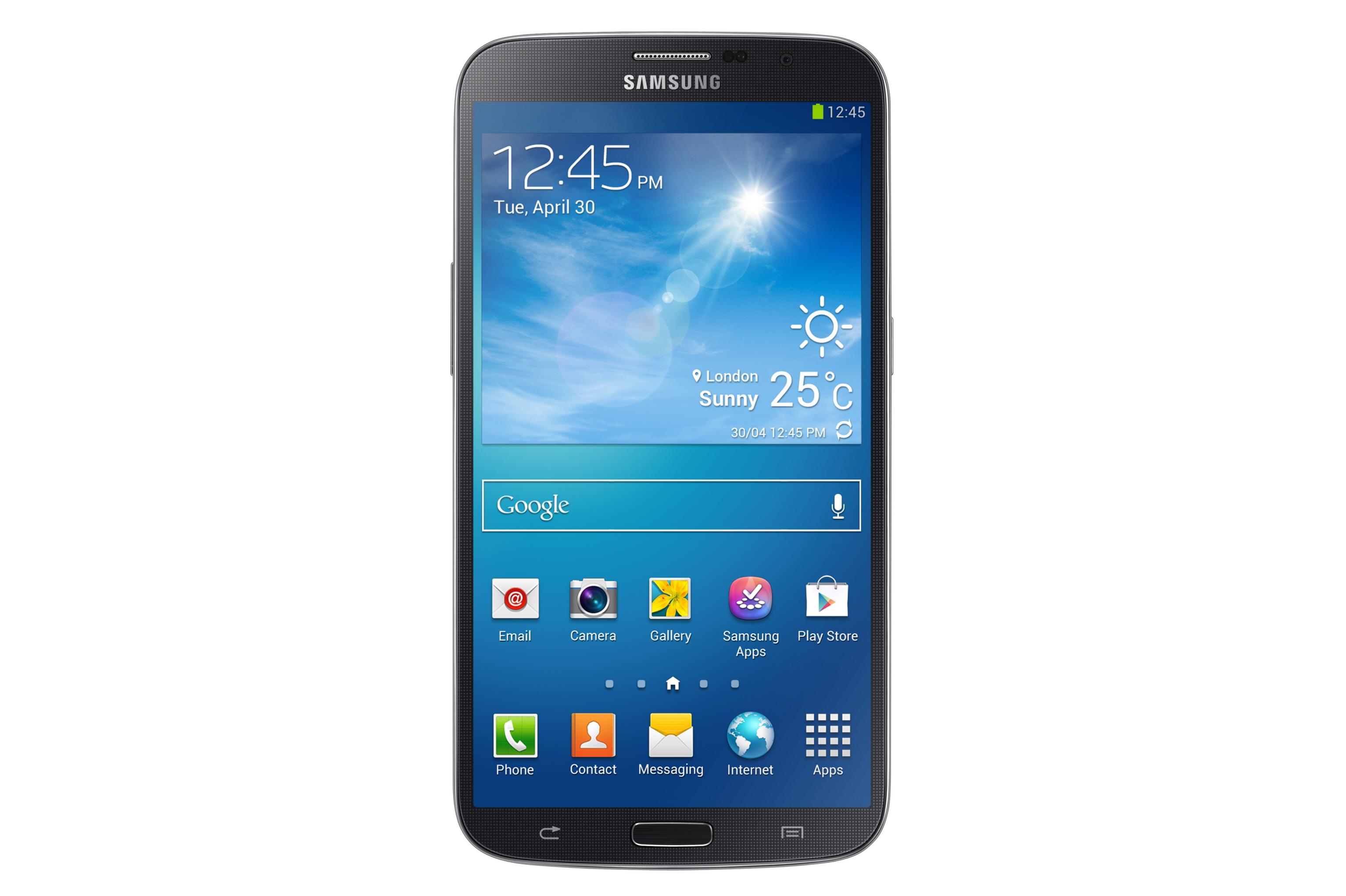 "Samsung Galaxy Mega 6.3 - phablet z 6,3"" ekranem i Android 4.2 w sprzeda�y"