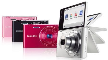 Samsung MultiView MV900F - kompakt z odchylanym wy�wietlaczem i WiFi