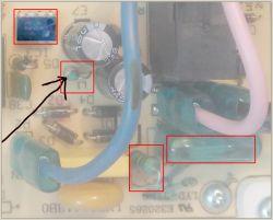 Zmywarka Mastercook ZWE 1445X - nie włącza się