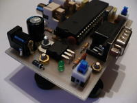 SharkII, czyli prosta konsola oparta o mikrokontroler