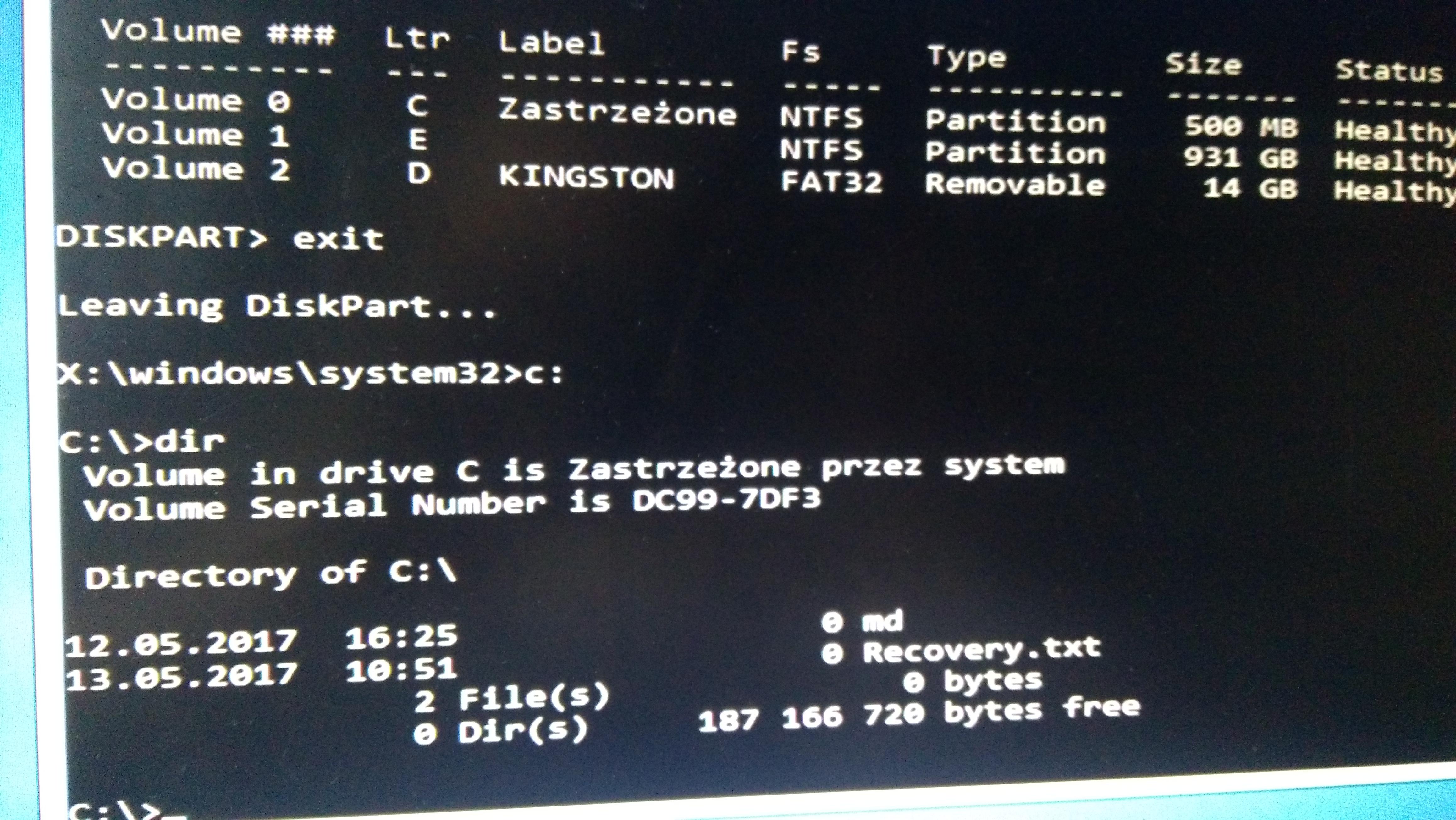 Windows 10 Podczas Automatycznej Naprawy Wyskakuje Błąd I