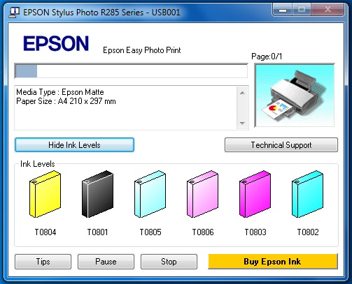 Epson Driver Download