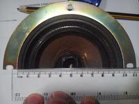 kolumny SONY SS-A905 - głośniki średniotonowe