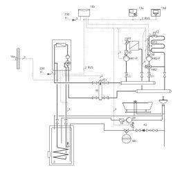 Vailant EcoTEC + Tybox - nastawy przy pracy z podłogówką