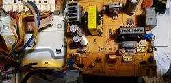 yamaha rx v675 - mruga dioda ampli nie włącza się