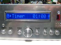 Tuner FM stereo sterowany cyfrowo
