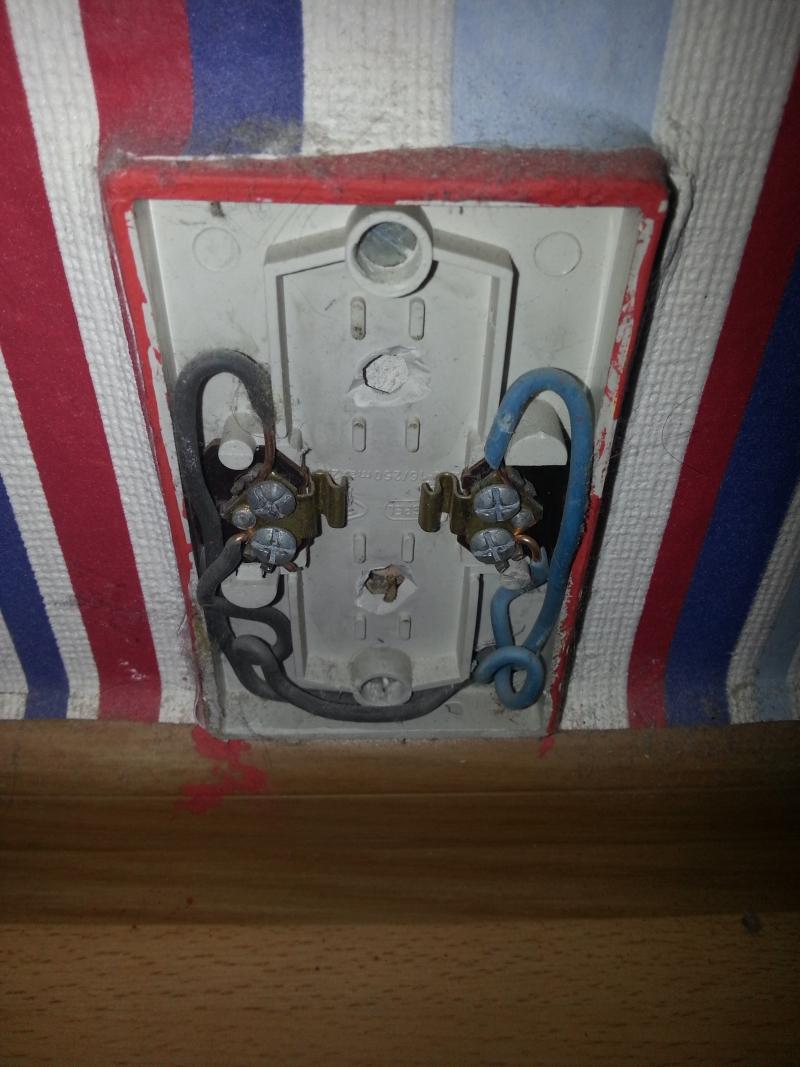 Wymiana gniazdka elektrycznego