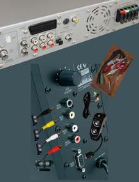 Głośniki Logitech x-530 + Amplituner z DVD Philips LX-3000 DTS