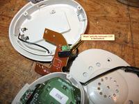 WHP350S - Słuchawki bezprzewodowe i ładowanie akumulatorków