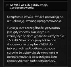 Wefa WF606 - co jest w środku?