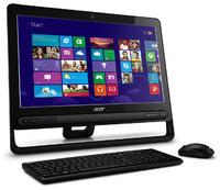 """Acer Aspire ZC-605 - komputer AIO z 19,5"""" ekranem dotykowym i Windows 8"""